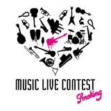 Smoking Live Contest
